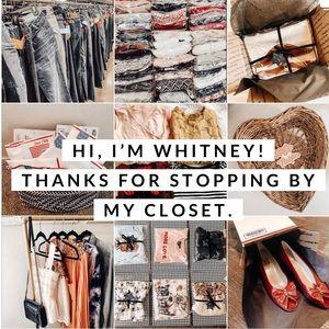 Hi,I'm Whit. Follow on Instagram @alldolledcloset